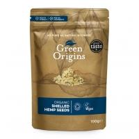 Organic Shelled Hemp Seeds 100g