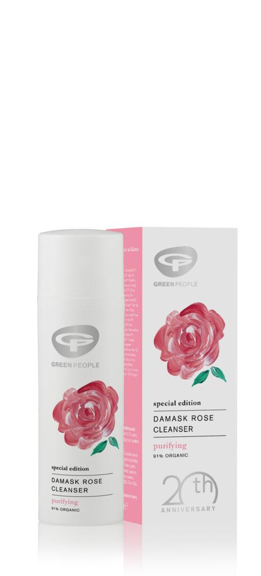 Damask Rose Cleanser 50ml