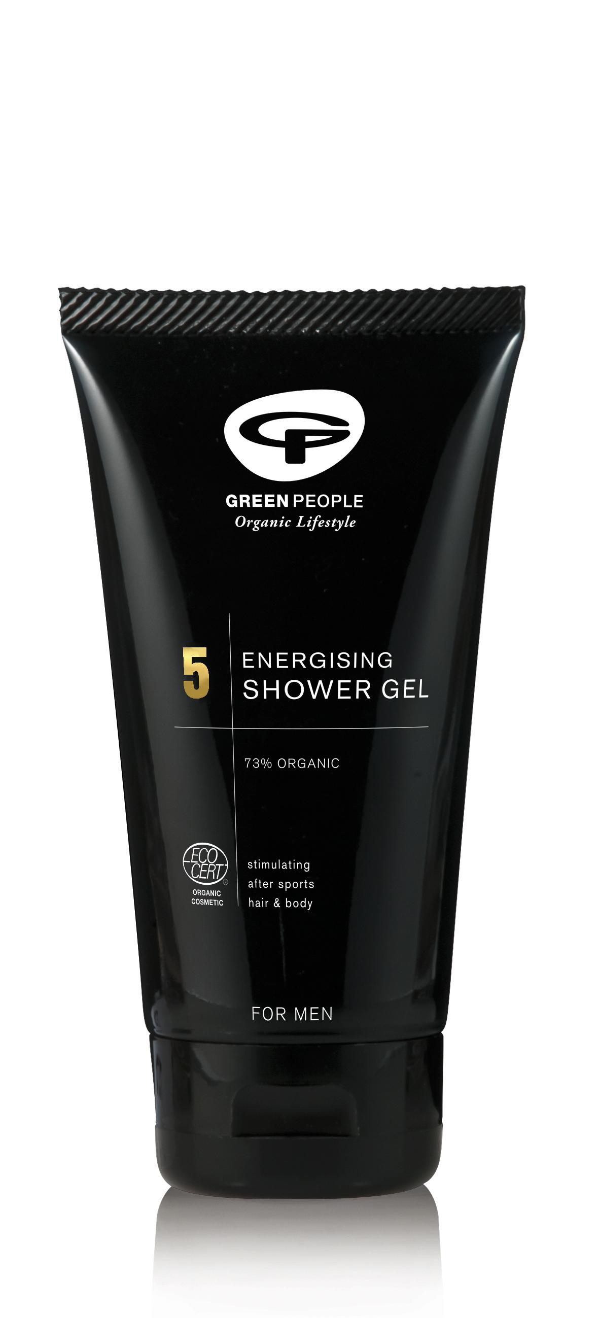 Energising Shower Gel For Men 150ml