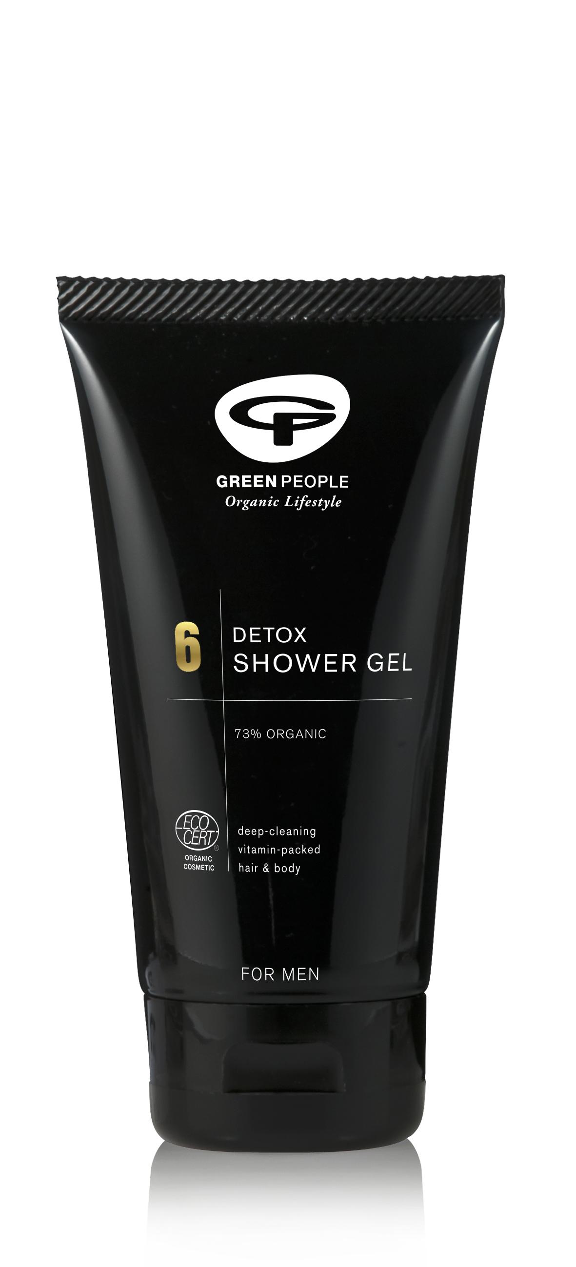 Detox Shower Gel For Men 150ml