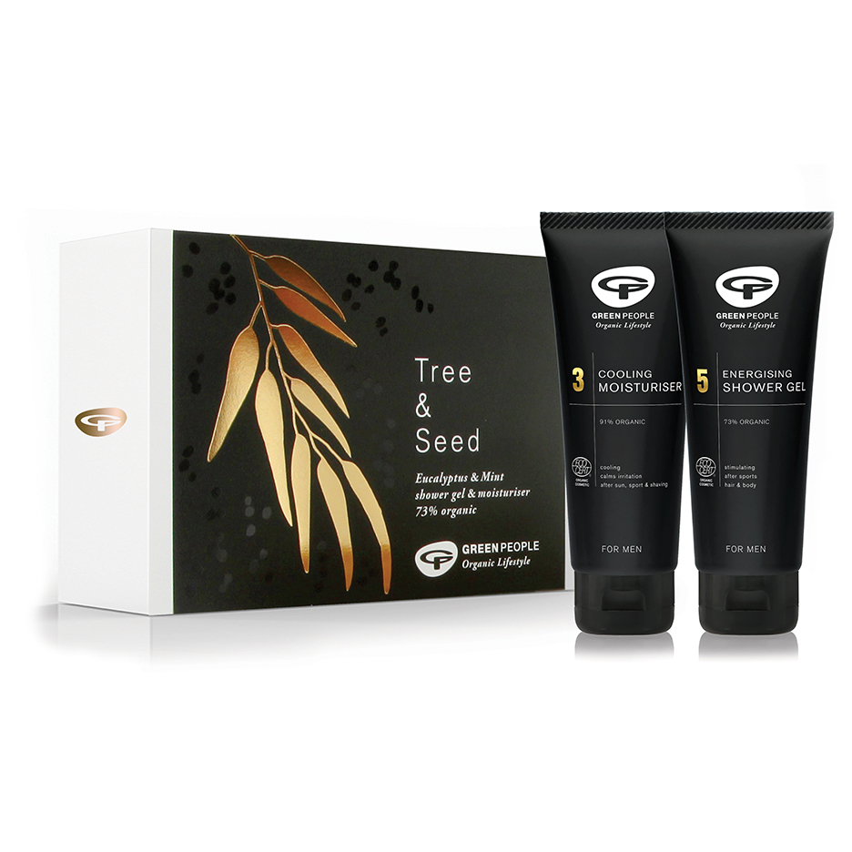 Tree & Seed For Men Body Collection