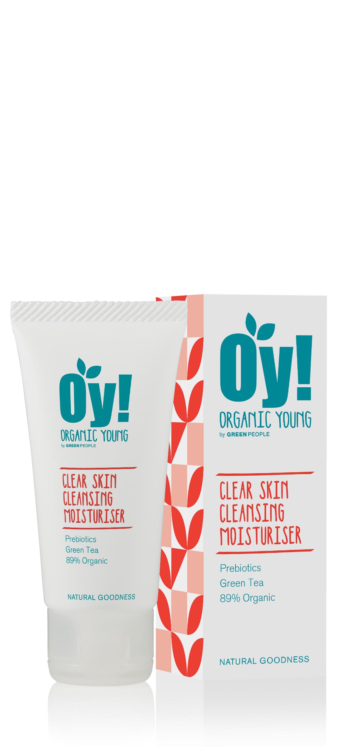 Oy! Clear Skin Cleansing Moisturiser 50ml