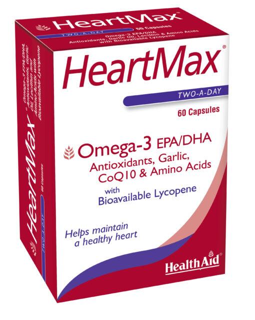 HeartMax Omega-3 EPA/DHA  60's