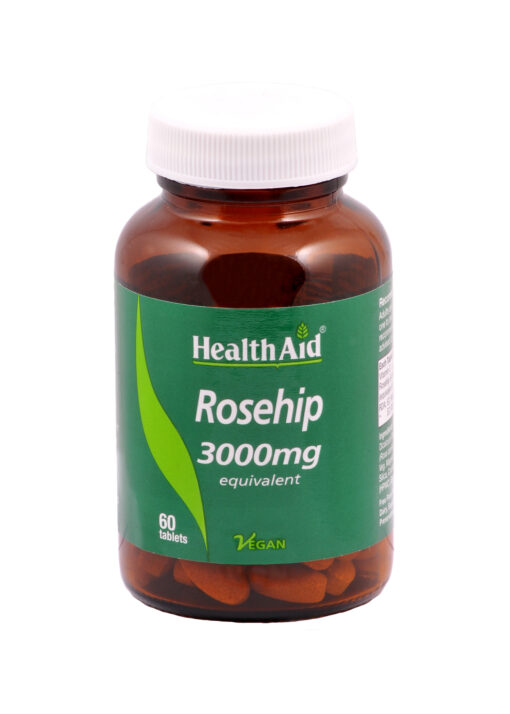 Rosehip 3000mg 60's