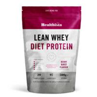 Lean Whey Diet Protein Berry Burst 500g