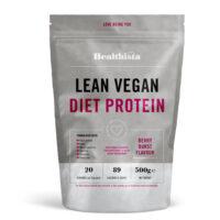 Lean Vegan Diet Protein Berry Burst 500g