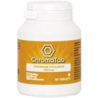 ChromaTab 200mcg 60's