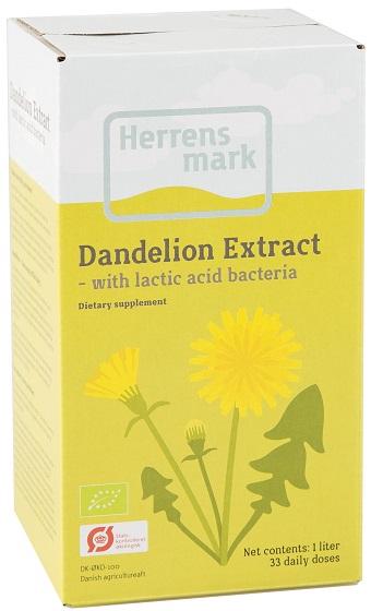 Dandelion Extract 1 litre