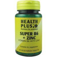 Super B6 + Zinc 30 Tablets