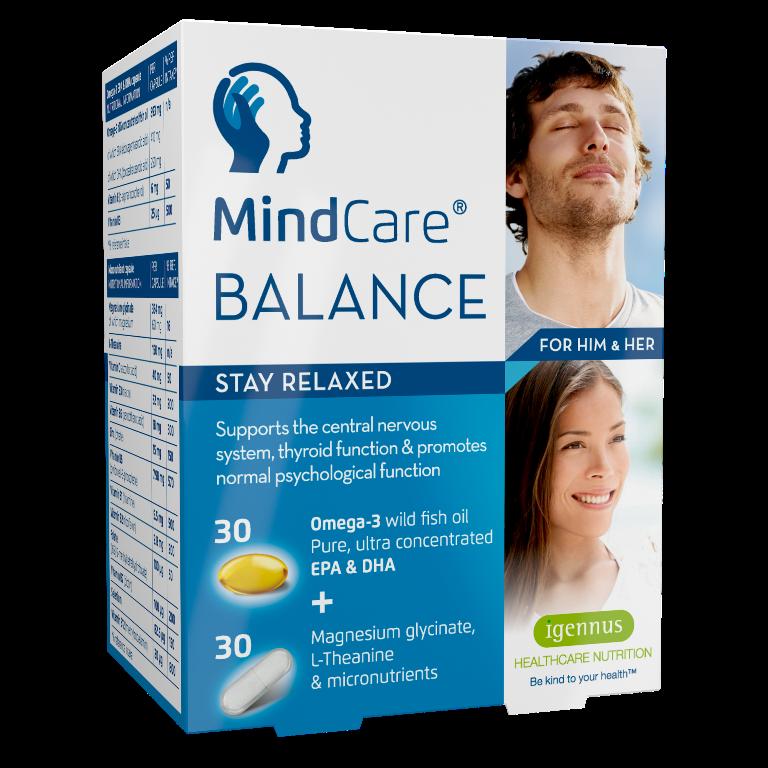 MindCare Balance 30 + 30 capsules