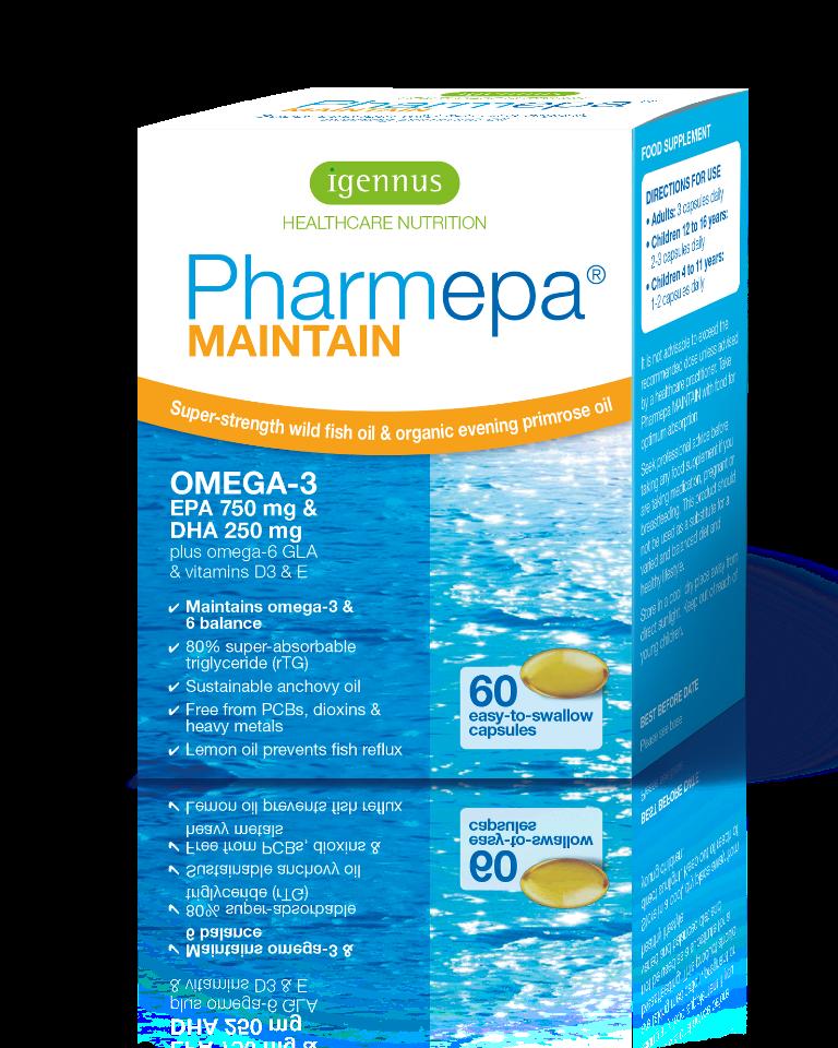 Pharmepa Maintain 60's