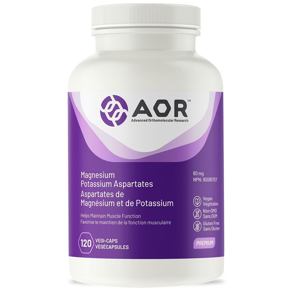 Magnesium Potassium Aspartates