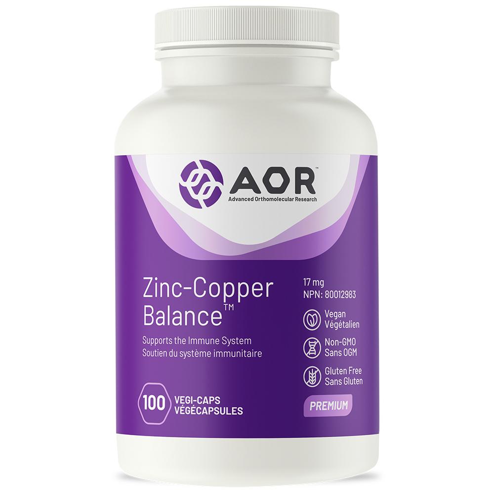Zinc-Copper Balance