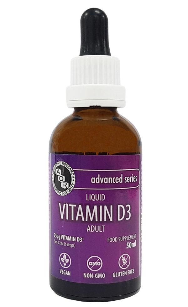 Vitamin D3 Liquid (ADULT)