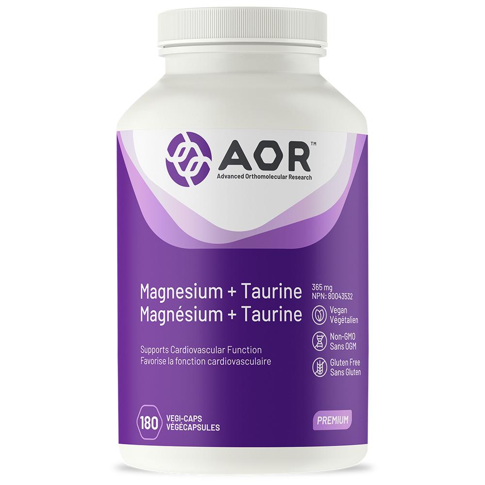 Magnesium + Taurine