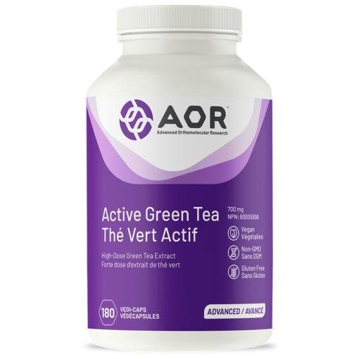 Active Green Tea 180