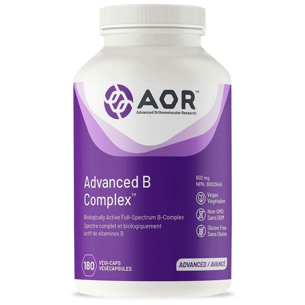 Advanced B Complex 180