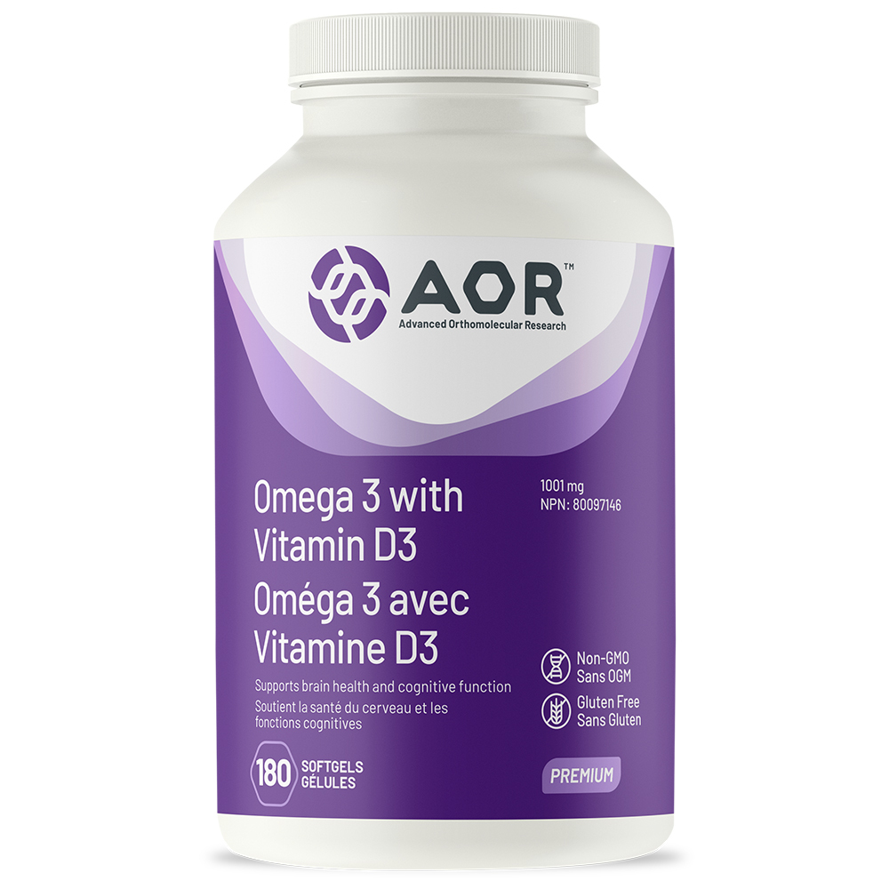 Omega 3 With Vitamin D3