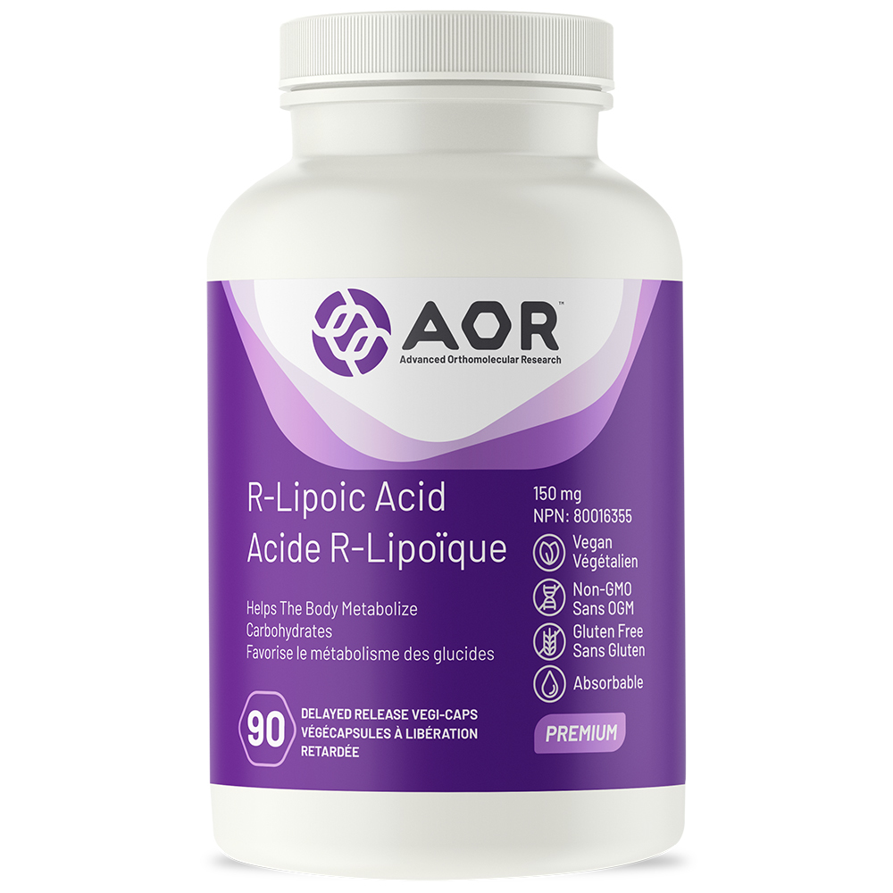 R-Lipoic Acid & Biotin