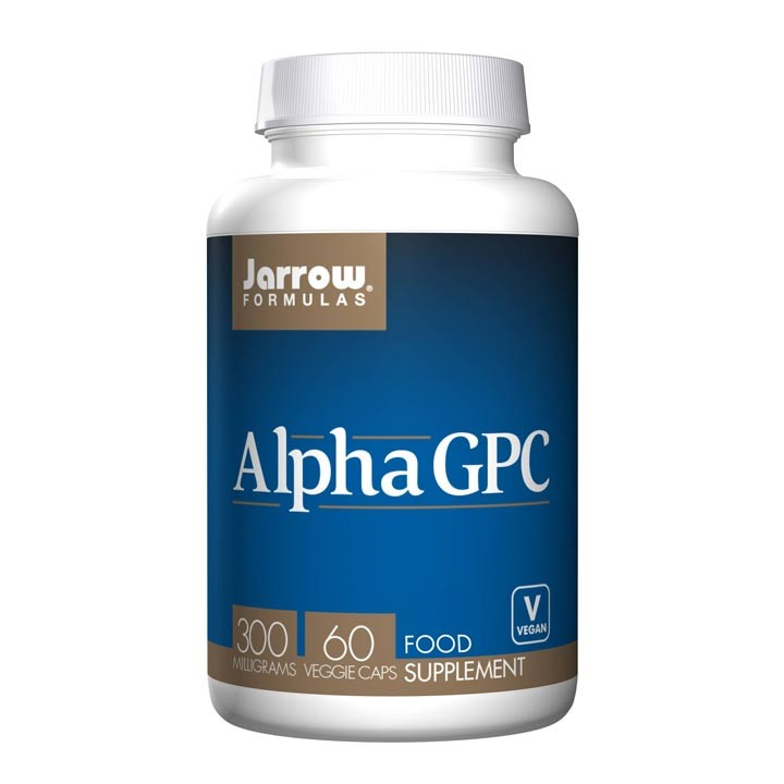 Alpha GPC 300mg 60's