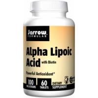 Alpha Lipoic Acid 100mg 60's