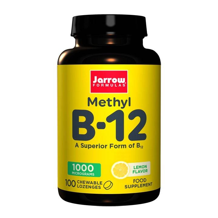 Methyl B-12 1000mcg Lemon 100's