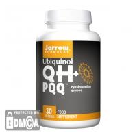 Ubiquinol + QH-absorb PQQ 30'S