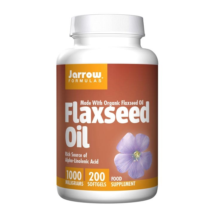 Flaxseed Oil 200's