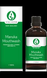 Manuka Mouthwash 100ml