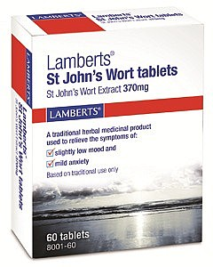 St John's Wort Tablets 370mg 60's