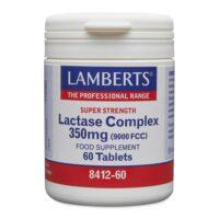 Lactase Complex 350mg 60's