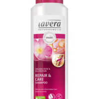 Organic Rose & Pea Protein Repair & Care Shampoo 250ml