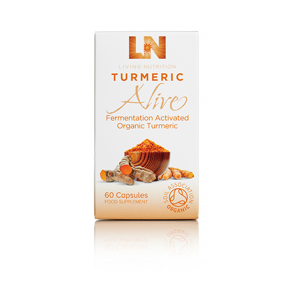 Turmeric Alive 60's (Currently Unavailable)