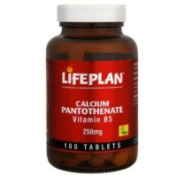 Calcium Pantothenate 250mg 100s