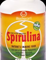 Organic Spirulina 500mg 500's