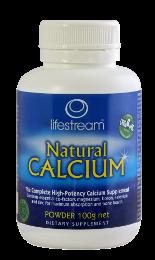 Natural Calcium 100g