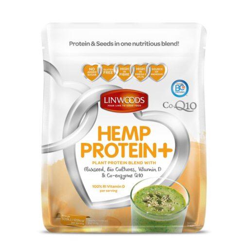 Hemp Protein+