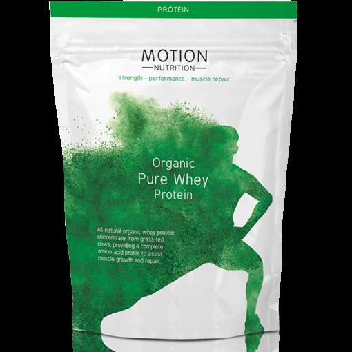 Organic Pure Whey Protein 480g