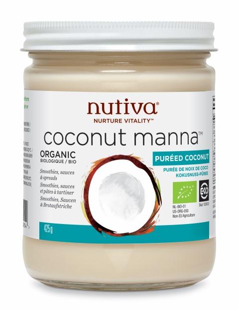 Organic Coconut Manna 425g