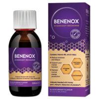 Benenox Overnight Recharge Blackcurrant 135ml