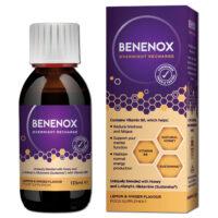 Benenox Overnight Recharge Lemon & Ginger 135ml