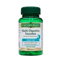 Multi-Enzyme Complex (Formerly Multi-Digestive Enzymes with Betaine Hydrochloride) 90's
