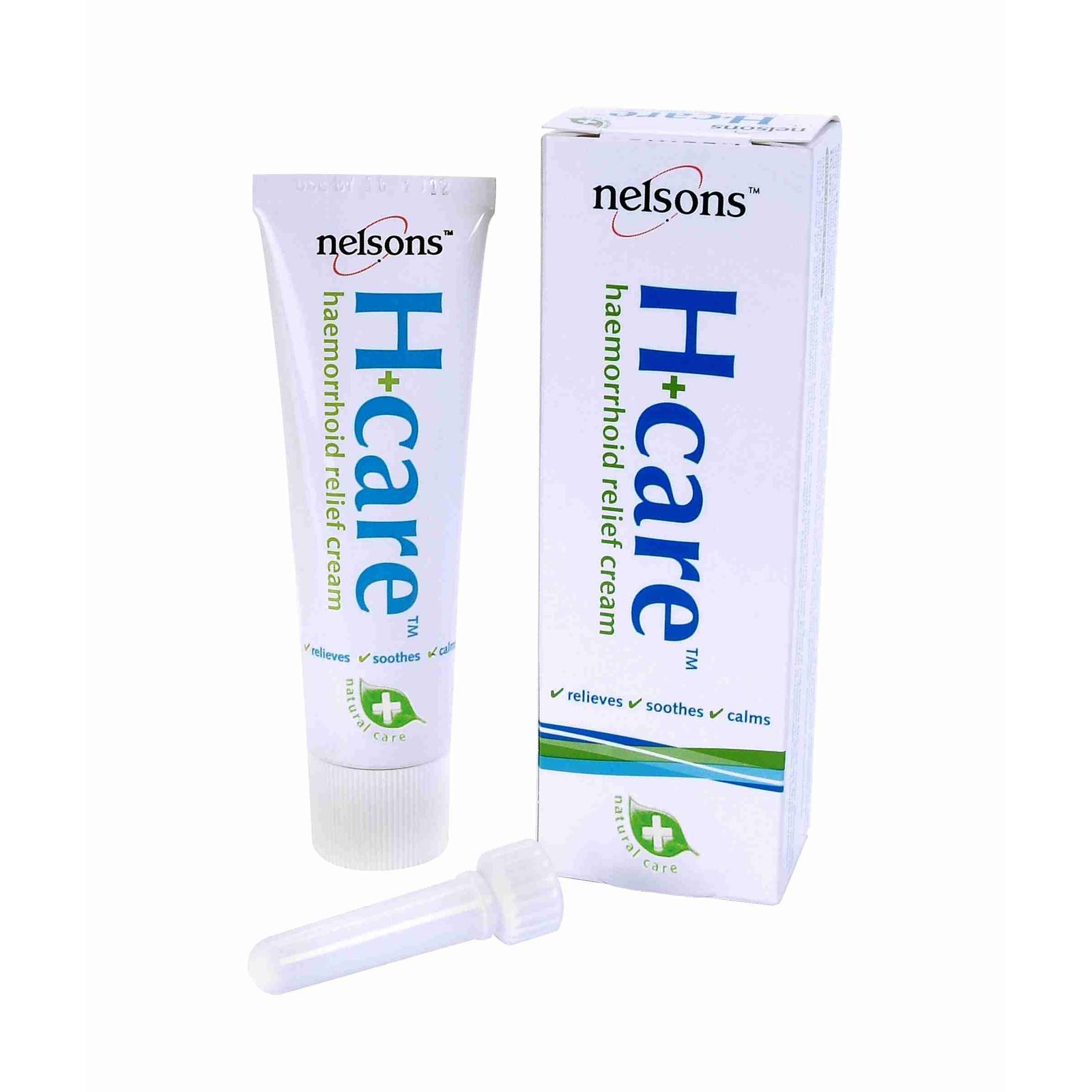 H+Care Haemorrhoid Relief Cream 30g