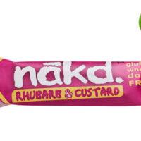 Rhubarb & Custard Bar 35g x 18 (CASE)