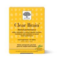 Clear Brain 60's