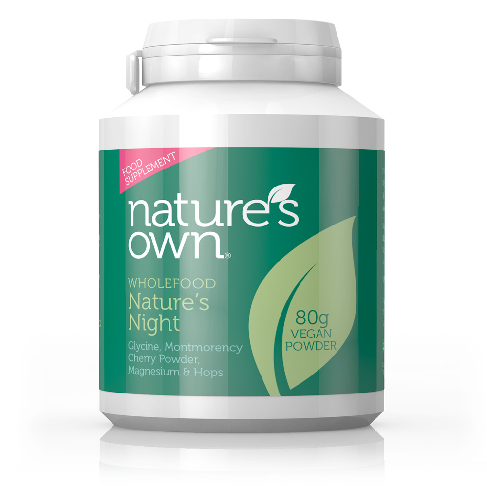 Wholefood Nature's Night 80g