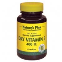Dry Vitamin E 60's