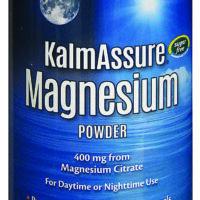 KalmAssure Magnesium Powder Pink Lemonade 408g