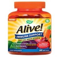 Immune Support 60 Chewable Soft Gels