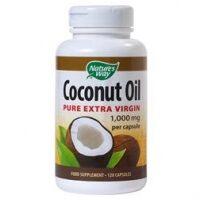 Coconut Oil 120's